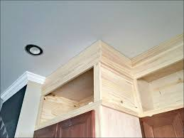 How To Add Molding To Cabinet Doors Kitchen Cabinet Door Molding Kit Shaker Crown Molding Kitchen