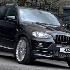 custom black bmw kahn design x5 proves custom does not equal gaudy
