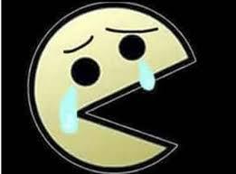 Pacman Meme - emoticon pacman