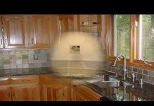 Glass Backsplash For Kitchen by Backpainted Glass Backsplash For Kitchen New York Diy Homeowner Tips
