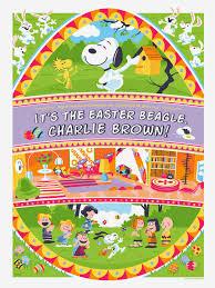 Asia Khan Bad Orb The Blot Says U201cit U0027s The Easter Beagle Charlie Brown U201d Peanuts