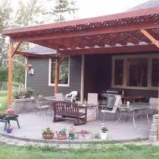 Backyard Porches Patios - how to build a diy covered patio