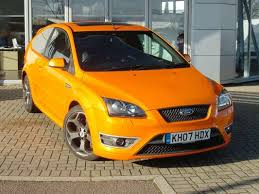 used ford focus st3 34 best focus st images on ford focus orange and electric