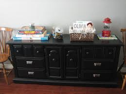 european paint finishes black bedroom set very lightly distressed cool oil rubbed bronze bin pulls and chunky knobs i have two identical nightstands long dresser and a tall dresser