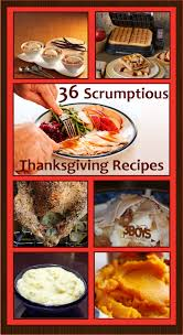 36 thanksgiving recipes 3 boys and a