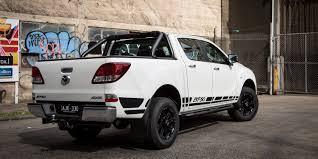 mazda truck 2016 2016 mazda bt 50 xtr kuroi pack review caradvice
