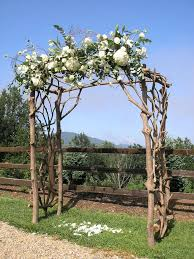 wedding arches branches best 25 wedding arbors ideas on rustic wedding arbors