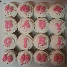 baby shower cupcakes for girl inspiring ba shower cupcake ideas girl 37 with additional baby