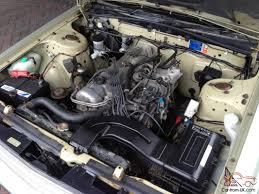nissan datsun 1982 1988 nissan datsun laurel sgx 2 4 manual green 35 000 miles
