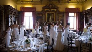 Setting The Table Lady Carnarvon by Downton Abbey U0027 Castle 7 Reasons To Visit Highclere Cnn Travel