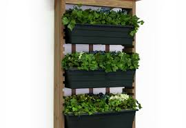 plant wall garden planters awful garden wall planter plans