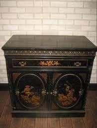 Flip Top Bar Cabinet Vintage Black Cabinet Marble Top Debbie S Pinterest Black