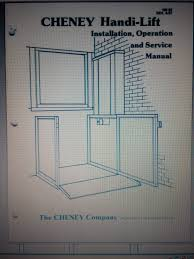 cheney handi lift ii manual downloadable pdf