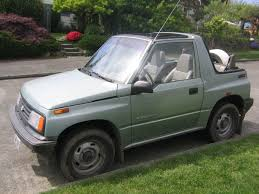 suzuki jeep 1990 suzuki sidekick 2638982