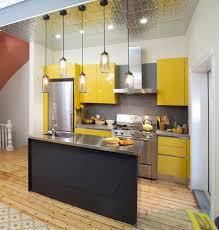 yellow and grey kitchen ideas grey small kitchen ideas wall mounted island yellow floating