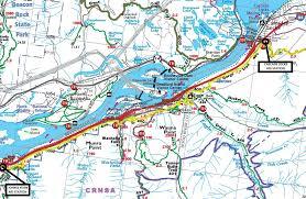 Ucsc Map Gorge Waterfalls 100k April 2 2016