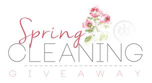 Springcleaning Spring Cleaning Giveaway Oh So Delicioso