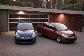 nissan versa hatchback price 2011 nissan versa sedan and hatchback u s pricing announced