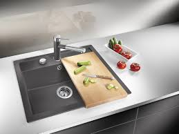 Silgranit Kitchen Sink Reviews by Kitchen Blanco Silgranit Undermount Sink Reviews Granite With
