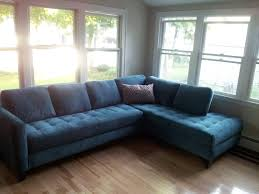 Light Blue Sectional Sofa Sofa Best Sectionals Sectional With Chaise White Sectional Sofa