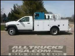 dodge trucks used for sale 2008 dodge ram 5500 mechanics truck used in indiana for sale 815