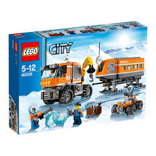 Lego City Arctic Outpost 60035 35 00 Hamleys For Lego City