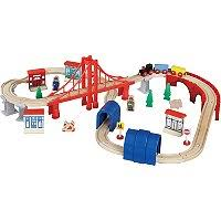 Thomas The Train Play Table 50 Piece Train Set With Train Play Table Brio And Thomas