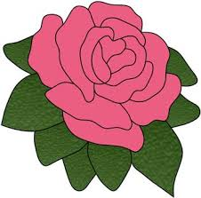 Painting Designs Glass Painting Designs Pink Rose Glass Painting Designs