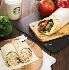 wraps australia sandwiches wraps starbucks coffee australia