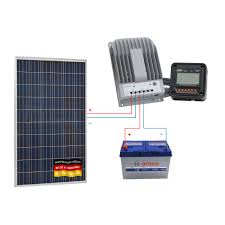 12v solar panels charging kits for caravans motorhomes boats