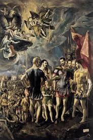 the catholic reformation and el greco u0027s christ carrying the cross