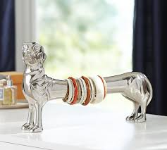 dachshund bracelet holder pottery barn gifts for the dachshund