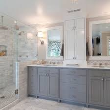 Grey And White Bathroom Tile Ideas Gray And White Bathroom Ideas Bathroom Cintascorner Grey And