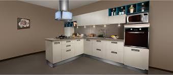 Sleek Kitchen Cabinets by Modular Kitchen Designs Straight Kitchen Parallel Kitchen
