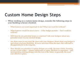 home design checklist checklist for building a house