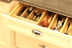 kitchen cabinet knife drawer organizers kitchen cabinet drawer dividers tray dividers for kitchen cabinets