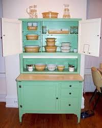 vintage hoosier kitchen cabinet kitchen hoosier cabinet mint green color hoosier cabinet