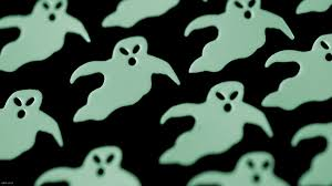 halloween ghosts desktop wallpaper iskin co uk