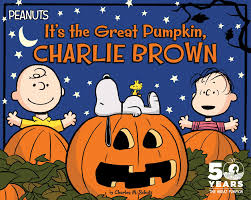 scary pumpkin coc it u0027s the great pumpkin charlie brown book by charles m schulz