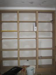 floor to ceiling bookcase plans home design ideas