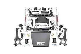 4in suspension lift kit for 05 15 toyota 4wd tacoma 746 20