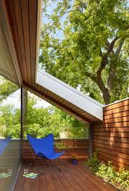 residential home design home design wooden backyard with chairs skygarden house with