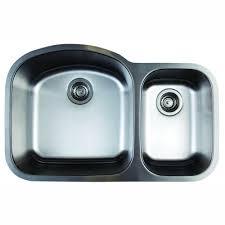 blanco stellar undermount stainless steel 32 in 1 6 double bowl