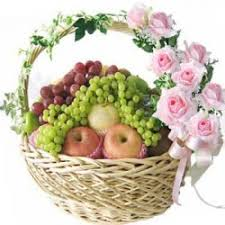 Fruit Basket Gifts Gourmet Gift Baskets Fruits Healthy Bakery Products Delivered