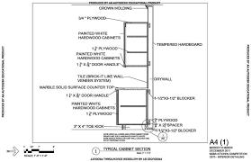 Kitchen Details And Design Kitchen Cabinet Detail Cad Kitchen Cabinet Section Kitchen Cabinet