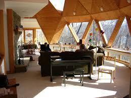 homes interiors dome home interiors unique spaces domes environmentally