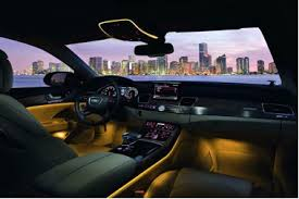 Car Interior Leds Leds Lend Ambience To Automotive Interior Lighting Digikey