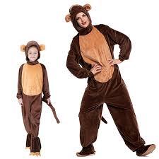 Halloween Monkey Costume Buy Wholesale Halloween Monkey Costume China Halloween