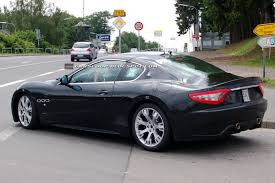 maserati granturismo blacked out scoop new maserati granturismo special in the works with video