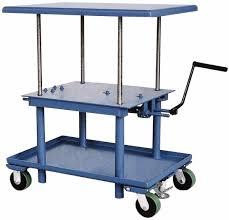 mechanical lift tables mscdirect com